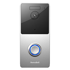 2. RemoBell Wifi Wireless Video Doorbell