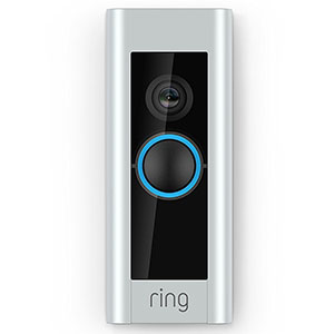 3. Ring Video Doorbell Pro