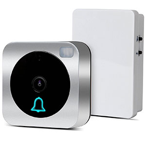 5. VueBell WIFI HD Camera Video Doorbell