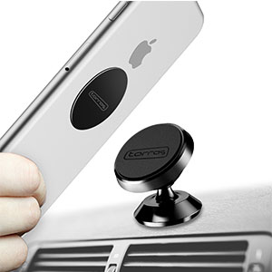 9. TORRAS Stylish 360° Rotation Car Mount Holder