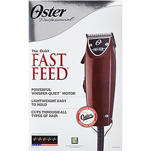 7. Oster 76023-510 Fast Feed Motor Clipper
