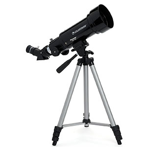 5. Celestron 21035 70mm Travel Scope