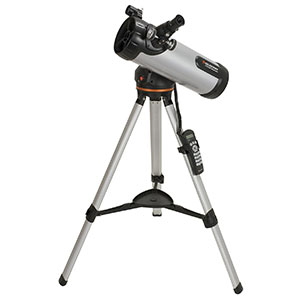 9. Celestron 114LCM Computerized Telescope