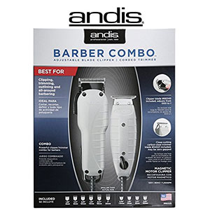 6. Andis CL-66325 Professional Barber Combo