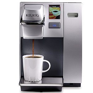 10. Keurig K155 Office Pro Single Cup Commercial K-Cup Pod Coffee Maker