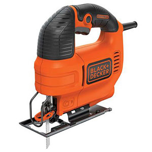 2. Black & Decker BDEJS300C Jig Saw