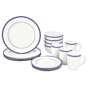 Top 10 Best Dinnerware Sets In 2018 Reviews