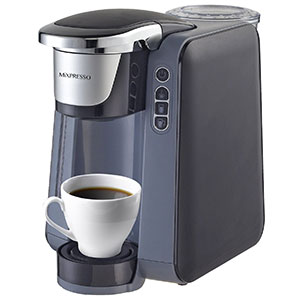 6. Mixpresso Coffee K-Cup Compatible Single Cup Coffee Maker
