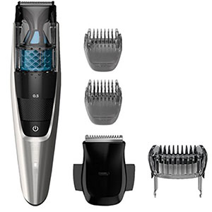 1. Philips Norelco BT7215/49 Beard Trimmer (Series 7200)