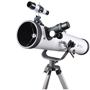 10. Solomark 76700 Reflector Telescope with Tripod