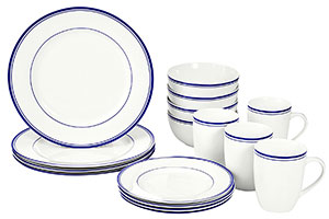 Photo of Top 10 Best Dinnerware Sets in 2020 Reviews