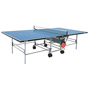 9. Butterfly Playback Rollaway Table Tennis Table
