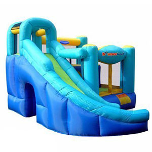 9. Bounceland Bounce House (Ultimate Combo)