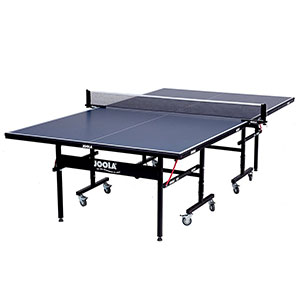 1. JOOLA 15mm Table Tennis Table with Net Set