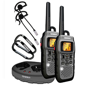5. Uniden GMR5089-2CKHS 50 Mile Two-Way Radios