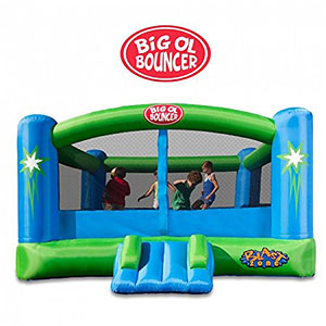 7. Blast Zone Big Ol Bouncer Inflatable Moonwalk