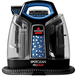 6. Bissell Spot Clean ProHeat Portable Spot Cleaner