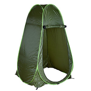 6. TMS Portable Green Outdoor Pop up Tent