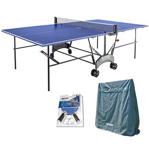 10. Kettler Outdoor Table Tennis Table