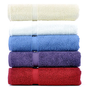 10. Chakir Turkish Linens Variety Pack Hotel & Spa Bath Towel (Set of 4)