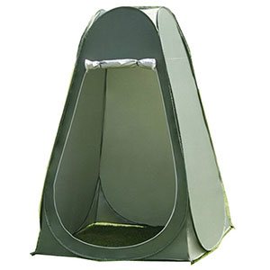8. Faswin Pop up Pod Toilet Tent Privacy Shelter Tent