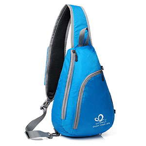 2. Waterfly Chest Sling Shoulder Backpacks