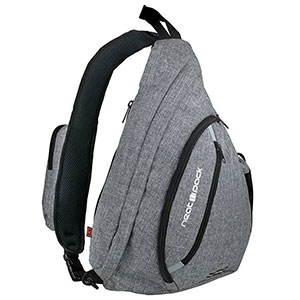 5. NeatPack Canvas Sling Travel Backpack