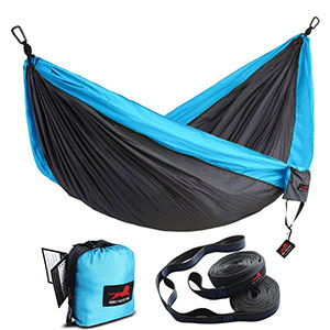 5. HONEST OUTFITTERS Single & Double Camping Hammock