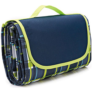 3. NaturalRays Family Picnic Waterproof Blanket