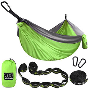 9. Gold Armour XL Double Camping Hammock