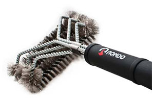 Photo of Top 10 Best BBQ Grill Cleaning Brushes in 2021 Reviews
