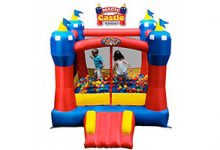 Castle Inflatable Bouncer