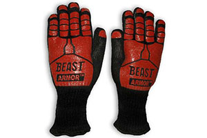 Heat Resistant Gloves for BBQ