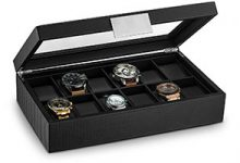 Luxury Mens Watch Box