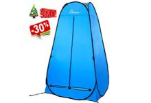 Portable Camping Shower Tent
