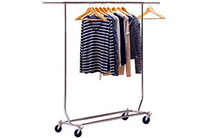 Photo of Top 10 Best Rolling Garment Racks for Sale in 2019 Reviews
