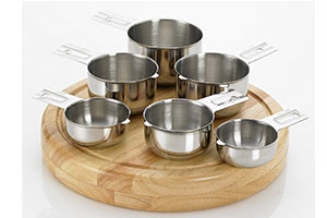 Photo of Top 10 Best Stainless Steel Measuring Cup Sets in 2020 Reviews