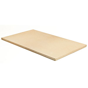 3. Pizzacraft Rectangular ThermaBond Pizza Stone (PC9899)