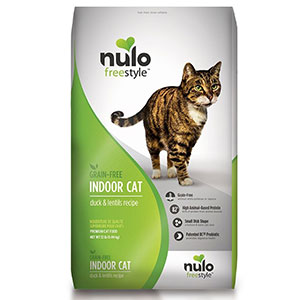 9. Nulo Grain Free Dry Cat Food with BC30 Probiotic
