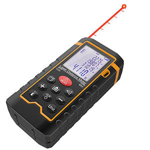 7. DBPOWER 197FT Digital Laser Measure