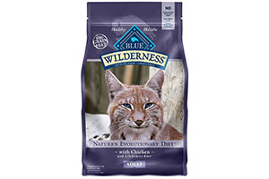 High Protein Dry Cat Food