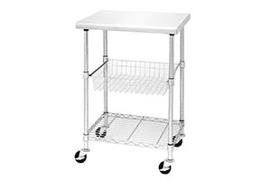 Photo of Top 10 Best Rolling Kitchen Carts in 2019 Reviews
