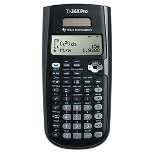 2. Texas Instruments TI-36X Pro Engineering/Scientific Calculator