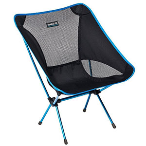 4. Helinox Portable and Compact Camping Chair