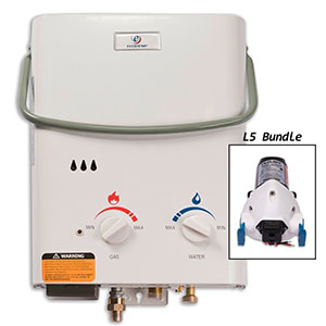 10. Eccotemp L5 Tankless Water Heater