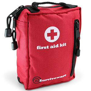 2. Surviveware First Aid Kit