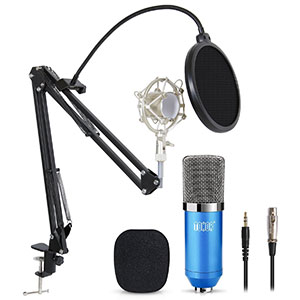 8. Tonor Pro Condenser PC Microphone Kit
