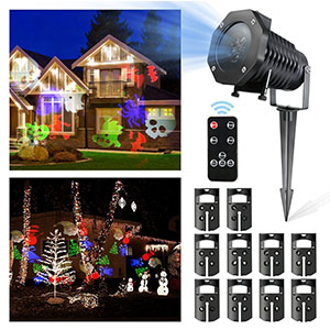 7. DRILLPRO Outdoor Christmas Lights