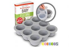 Baby Food Storage Freezer