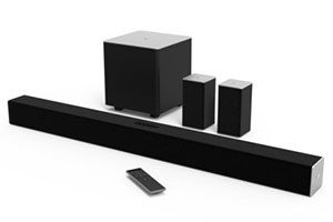 Bluetooth & Wireless Soundbar